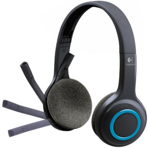 Logitech Wireless Headset H600 Image