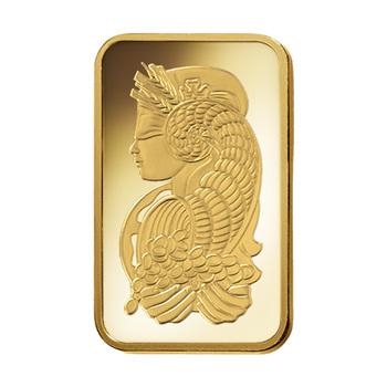 PAMP Fortuna Gold Ingot 2.5gm