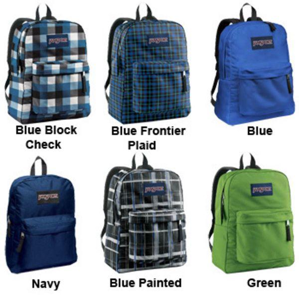 JanSport SUPERBREAK BackpackImage
