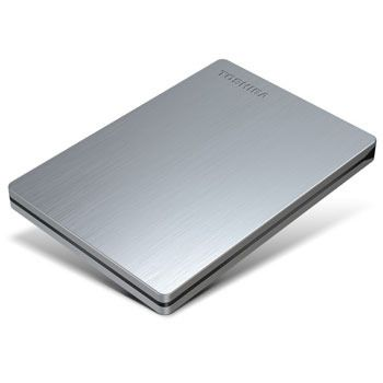 Toshiba STOR.E SLIM Portable HDD 500GB