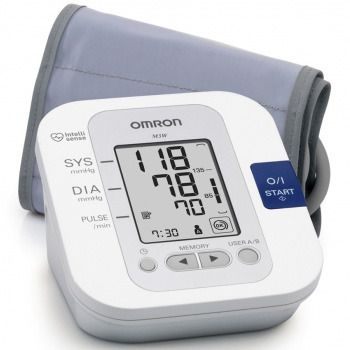 OMRON M3W Upper-Arm BPM