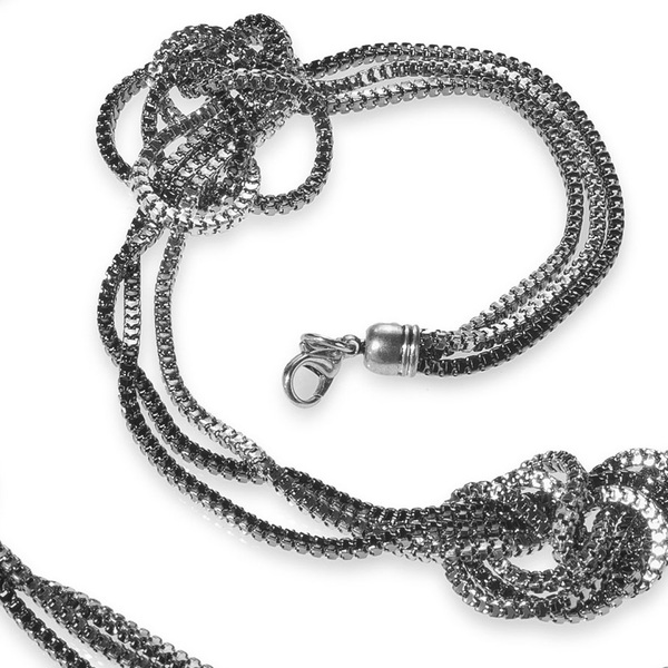 Mia's KNOTTED NecklaceImage