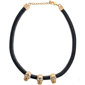 Mia's SKULL Necklace