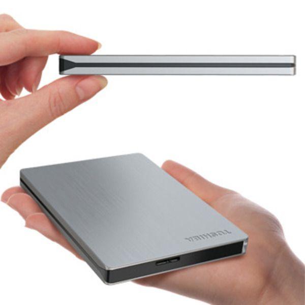 Toshiba STOR.E SLIM II Portable HDD 1TBImage