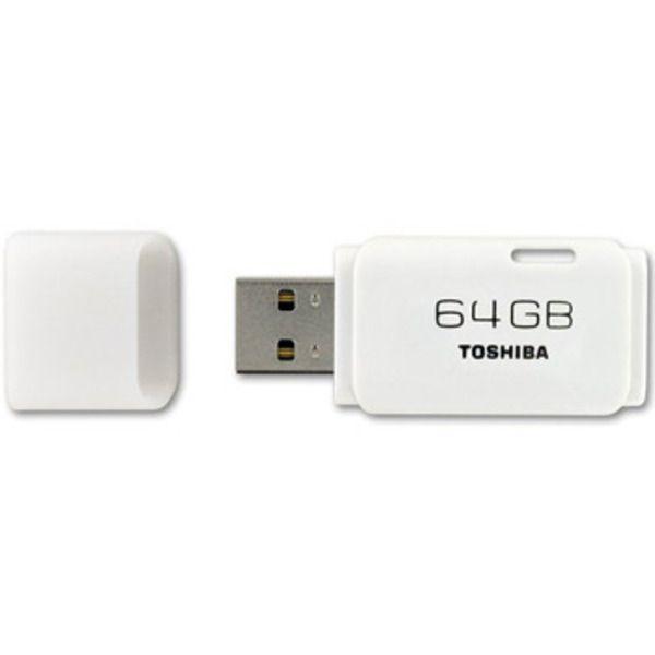 Toshiba TransMemory™ USB 2.0 Flash Drive, 64GBImage