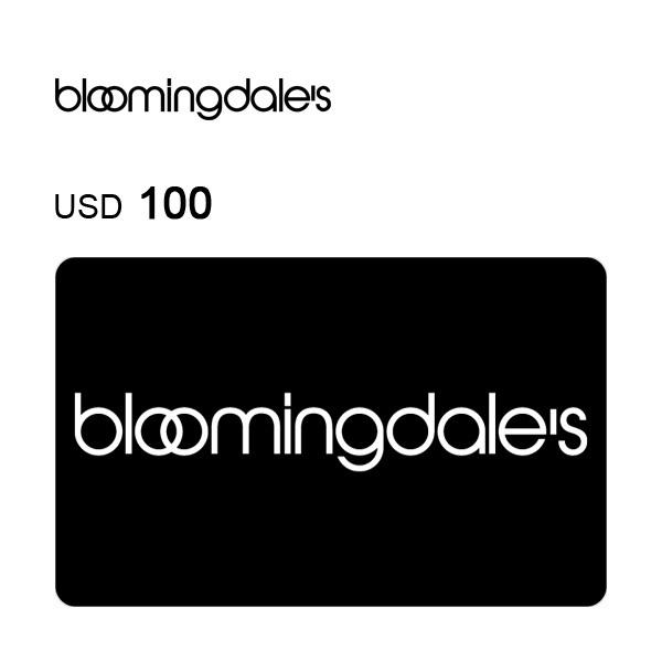 Bloomingdale's Gift Card $100Image