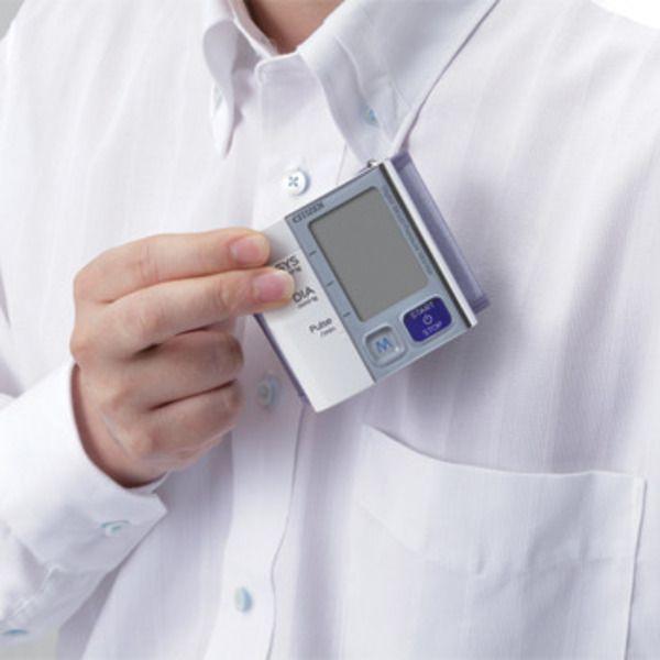 Citizen Blood Pressure Monitor CH657Image