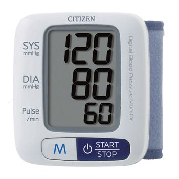 Citizen Blood Pressure Monitor CH650