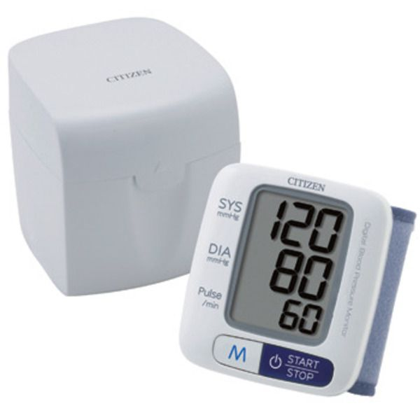 Citizen Blood Pressure Monitor CH650Image