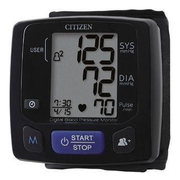 Citizen Blood Pressure Monitor CH618