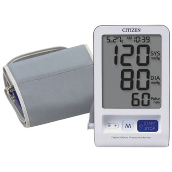Citizen Blood Pressure Monitor CH456 Image