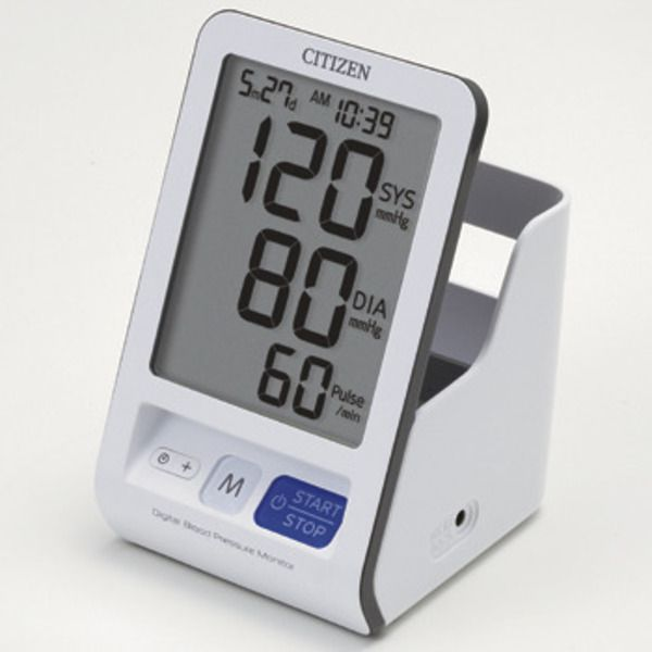 Citizen Blood Pressure Monitor CH456Image