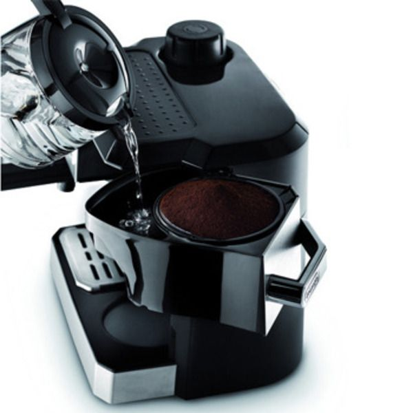 De'Longhi 3-in-1 Espresso & Drip Coffee MachineImage