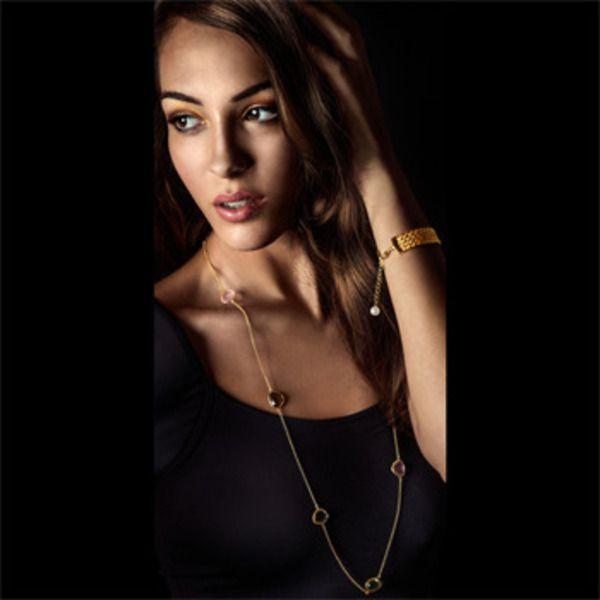 Mia's Colour Gemstone NecklaceImage