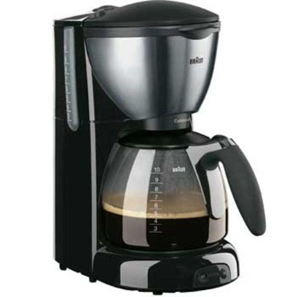 Braun CaféHouse PurAroma DeLuxe Coffee Maker KF570 Image