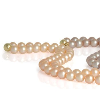 UMI Pearls Freshwater Necklace