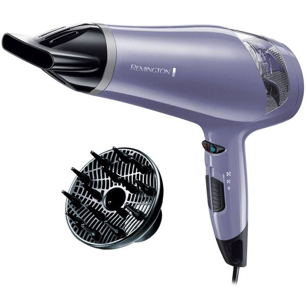 Remington Dual Turbo Hair Dryer 2200W Image