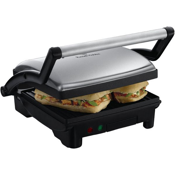 Russell Hobbs 3-in-1 Panini/Grill & Griddle Image