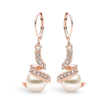 Pica LéLa Glamour Pearl Earrings