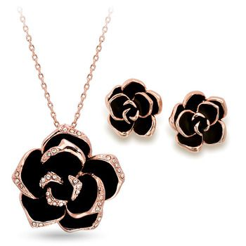 Pica LéLa Winter Rose Jewellery Set