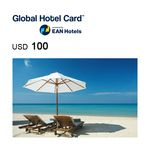 Global Hotel Card e-Gift Card USD100