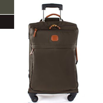 Bric's X-TRAVEL Ultra-Lightweight 4-Wheel Carry-on Trolley