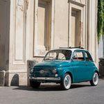 Tour to Tivoli in Fiat 500 with Wine Tasting, Rome - Italy