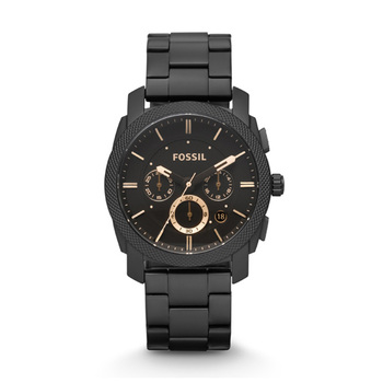 Fossil MACHINE Gents Chronograph with Steel Strap