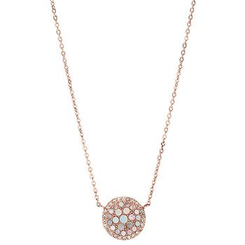 Fossil VINTAGE GLITZ Women's Necklace