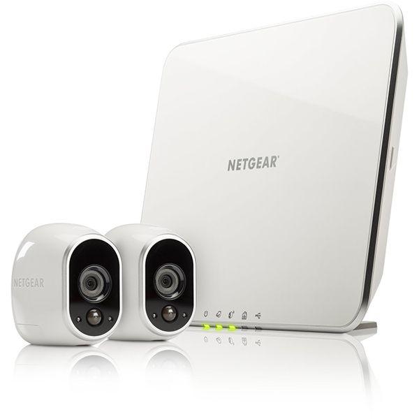 Netgear Arlo Smart Home Security 2 HD Smart Camera Kit Image