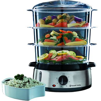Russell Hobbs Cook@Home Food Steamer
