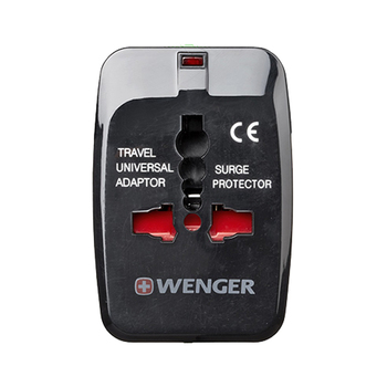 Wenger Worldwide Adaptor Plug