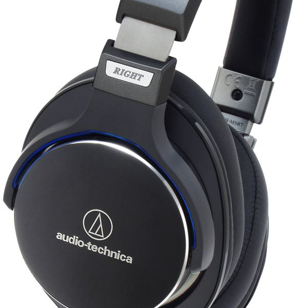 Audio-Technica MSR7 SonicPro® High Resolution Audio Headphones