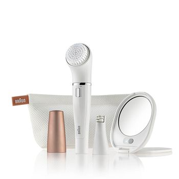 Braun Face Epilator & Cleansing Brush (Beauty Edition)