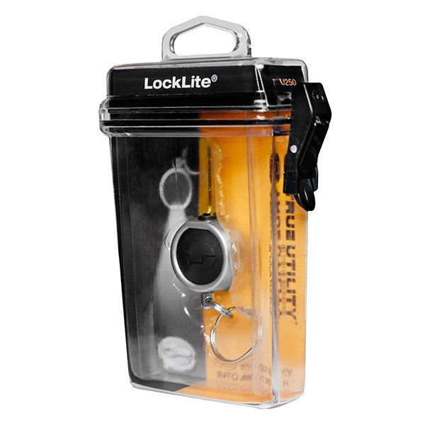 True Utility Locklite Key FlashlightImage