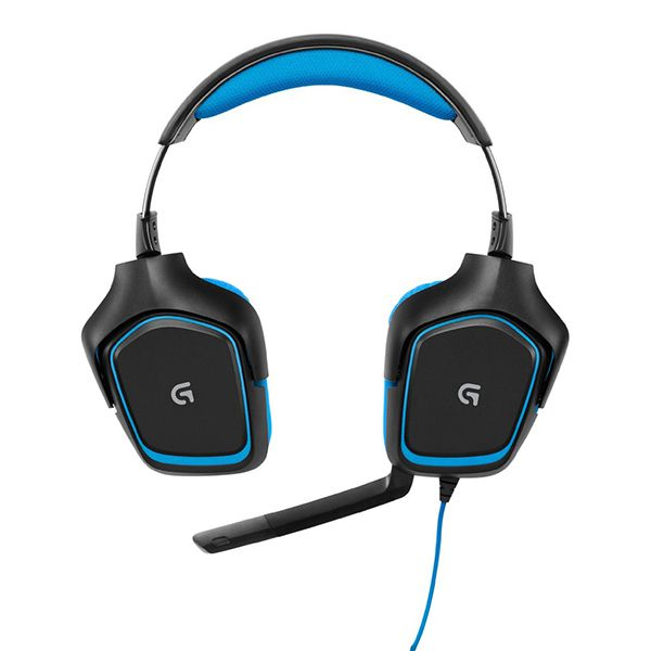 Logitech Surround Sound Gaming Headset for PC & PS4Image