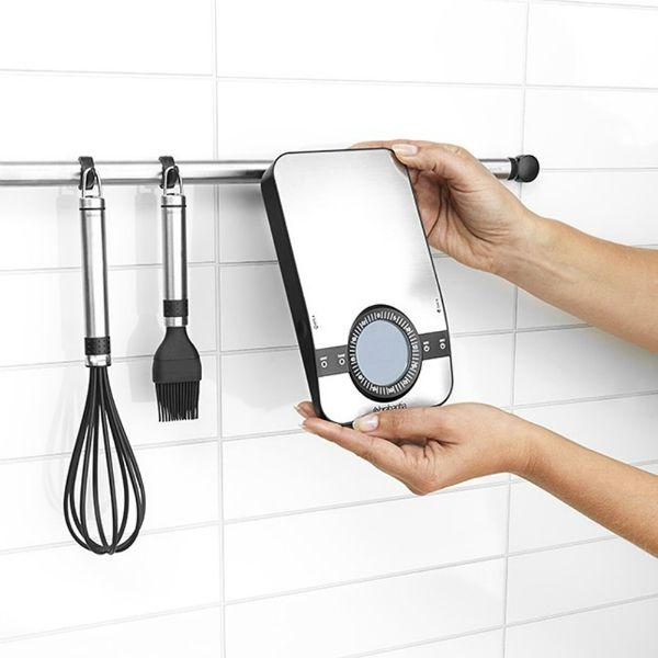 Brabantia Digital Kitchen Scale with TimerImage