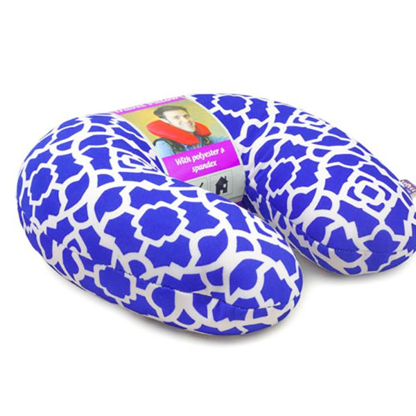 Viaggi Microbead Travel Neck Pillow Image