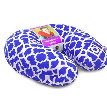 Viaggi Microbead Travel Neck Pillow