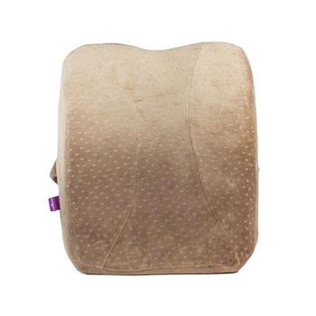 Viaggi Lumbar Memory Foam Pillow