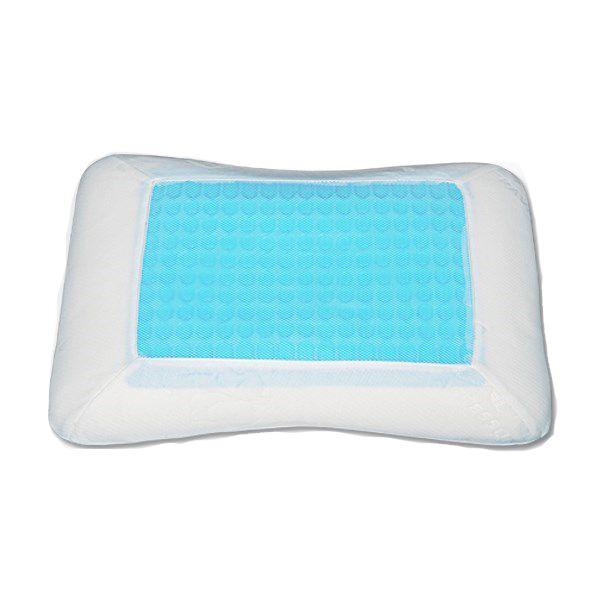 Viaggi Memory Foam Pillow with Cool Gel Image