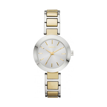 DKNY Stanhope Stainless Steel Ladies Quartz Watch