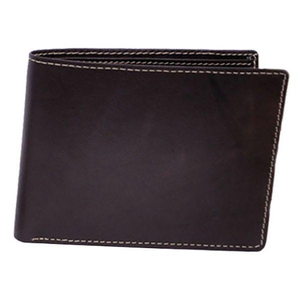 FOX HUNTER Stitch Design Men's Wallet Image