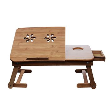 FOX HUNTER Wooden Laptop Table