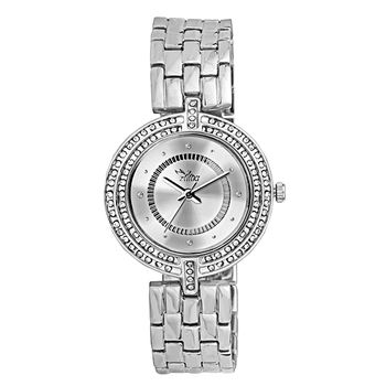 ILINA Ladies Stainless Steel Watch Silver