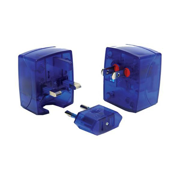 Travel Blue World Wide Adaptor Set Image