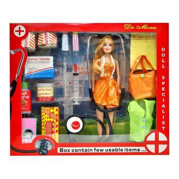 Amaaya Dr Mona Doll Set 3