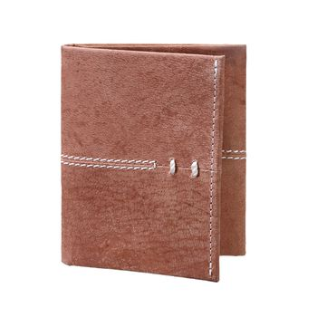 Teakwood Gents Leather Wallet Tan