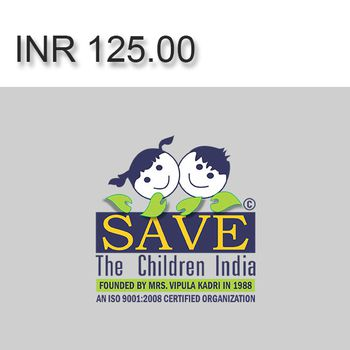 Save the Children India - Donate 500 JPMiles