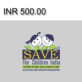 Save the Children India - Donate 2000 JPMiles